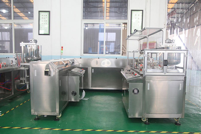 KY-U Full Automatic Suppository Filling and Sealing Machine