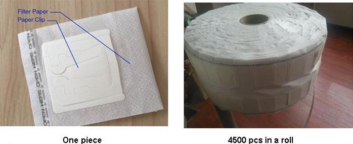 KN181 Drip Coffee Bag Packing Machine