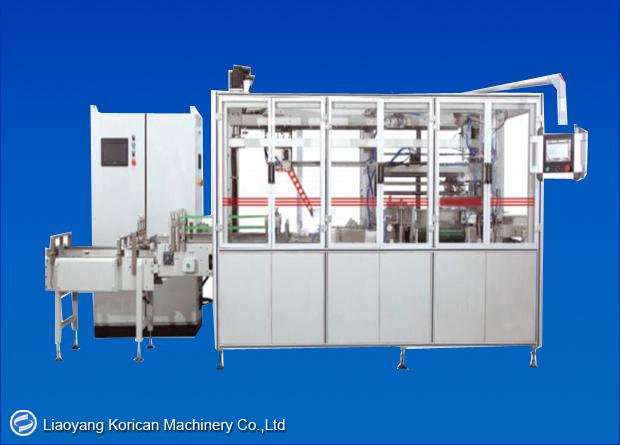 KPZ Series Auatomatic Soft Tissue Paper Medium-bag Packing Machine