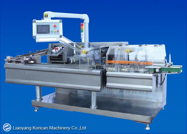 KPH-120B-W Automatic Health Pad Boxing and Sealing Machine