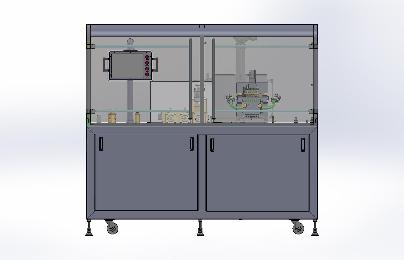 HY-ZL-7 Suppository Filling and Sealing Machine