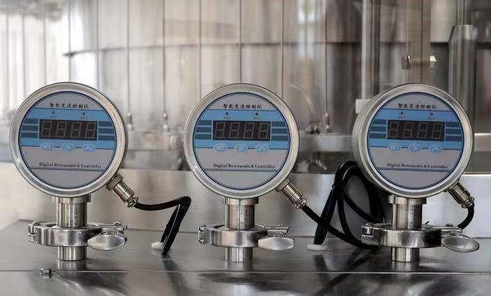 XP30 Automatic Ultrasonic Bottle Washing Machine