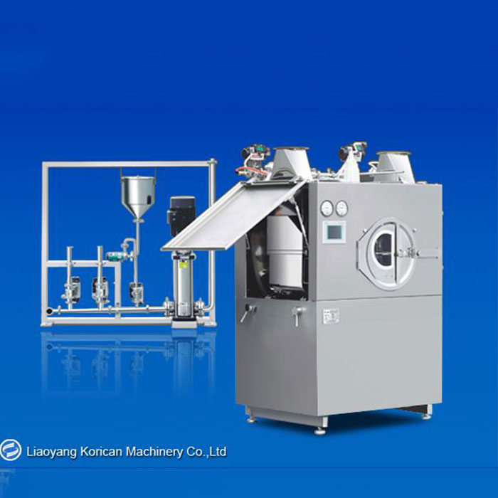 BGB-75D Tablet Coating Machine