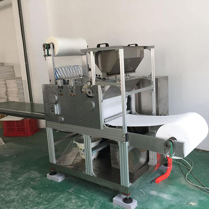 Cooling Patch Machine