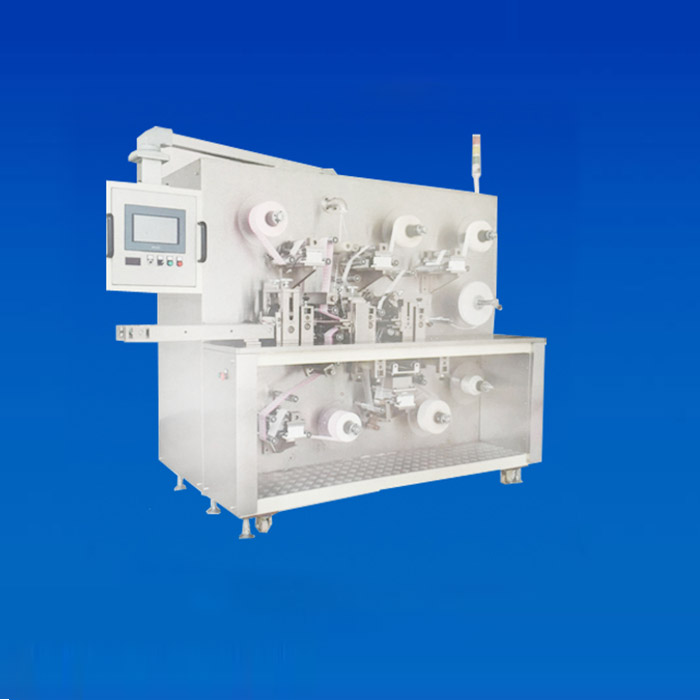 Vertical Hobbing Band-aid Packaging Machine
