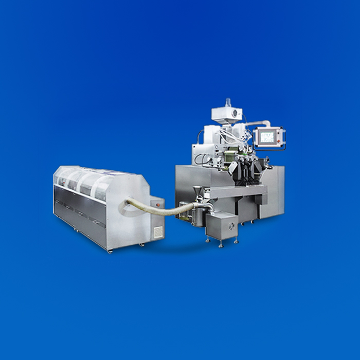 YWJ315-II Fully Automatic Softgel Encapsulation Machine