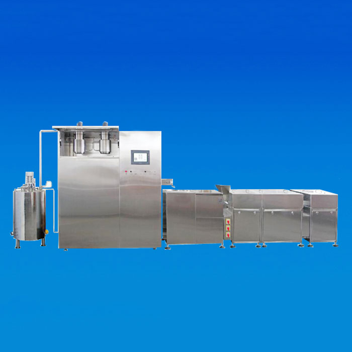 DWJ-2000D-2T Dripping Pill Production Line