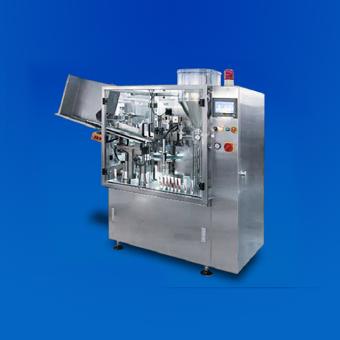 KSF-60A Tube Filling and Sealing Machine