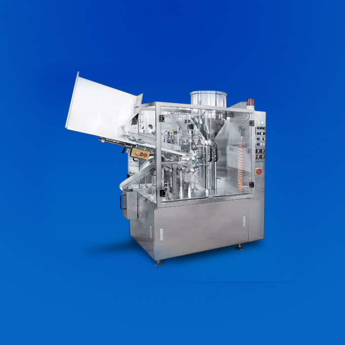 KSFZ-60A Tube Filling and Sealing Machine