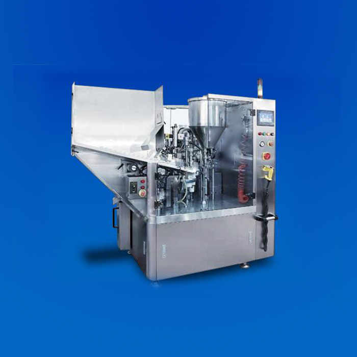KSF-60A-C Tube Filling and Sealing Machine