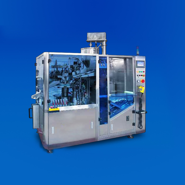 KSF-80A-TA Tube Filling and Sealing Machine
