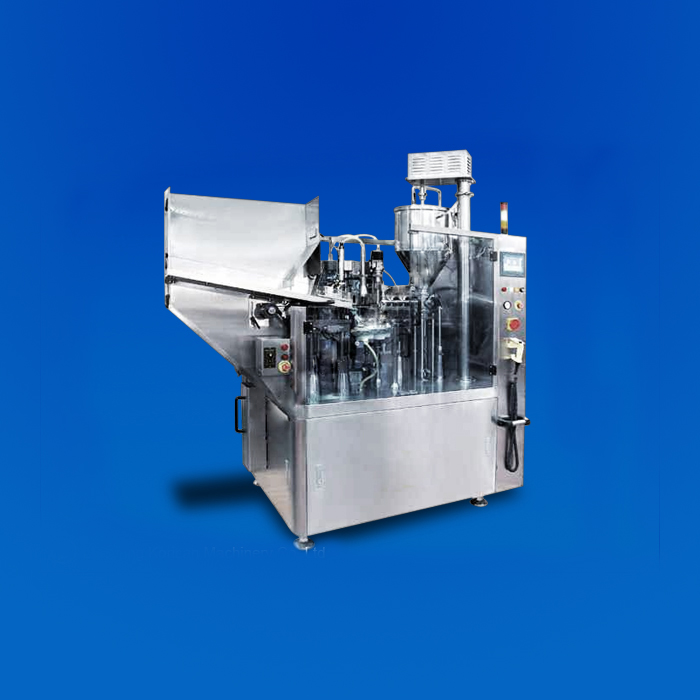 KSF80A-C Tube Filling and Sealing Machine