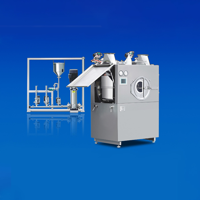 BGB-D Series High-Efficiency Coating Machine