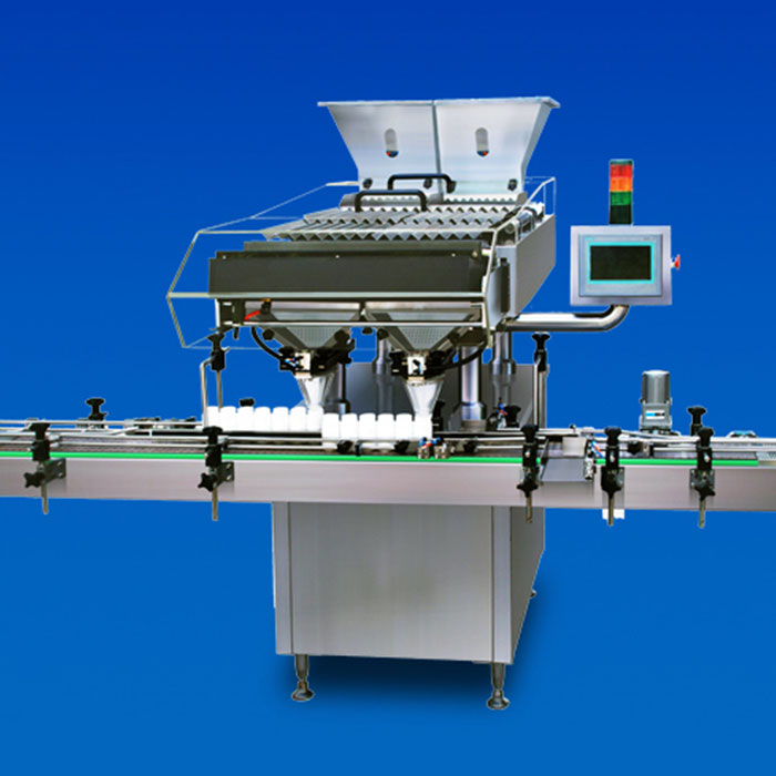 High-Speed Electrical Capsule/Tablet Counting Machine