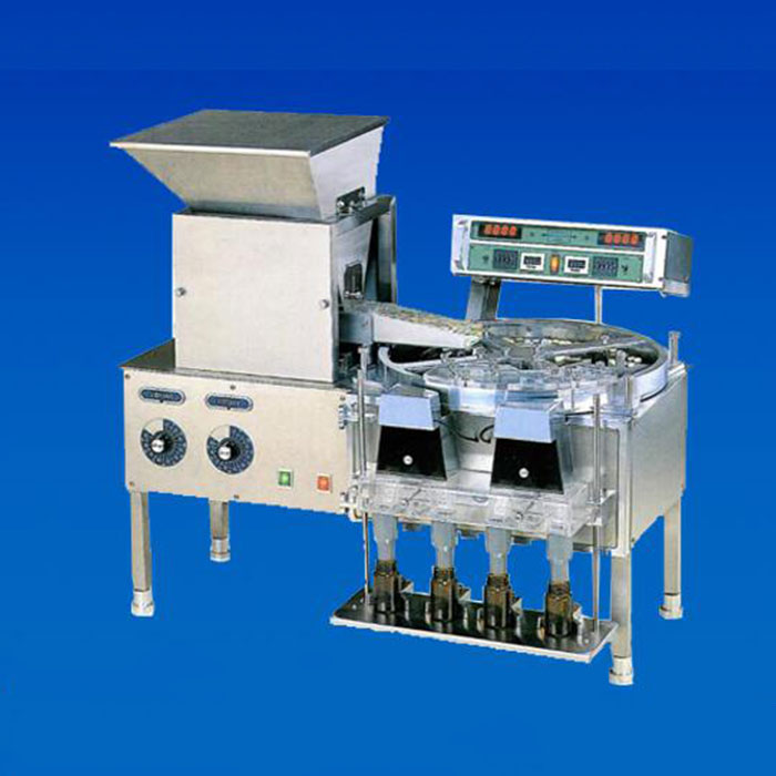 Semi-automatic Tabletop Counting Machine
