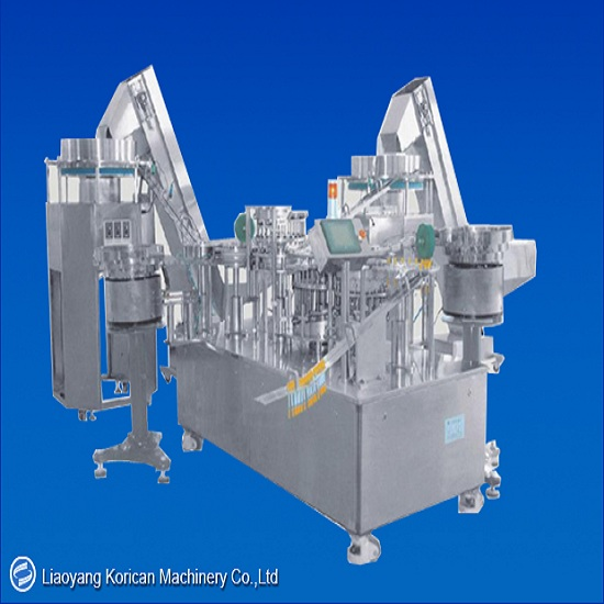 KT-1 Automatic Insulin Syringe Assembly Machine