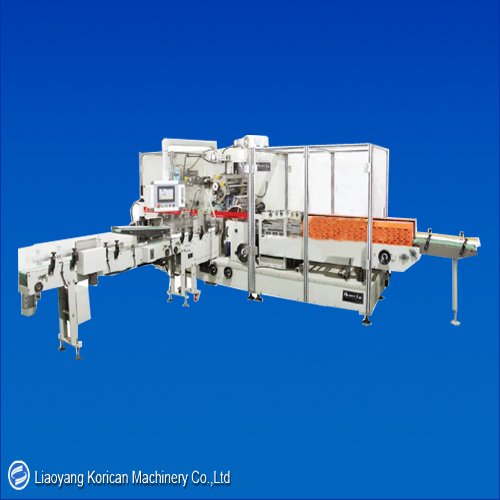 KPR Series High Speed Automatic Soft Drawn Facial Tissue Packing Machine