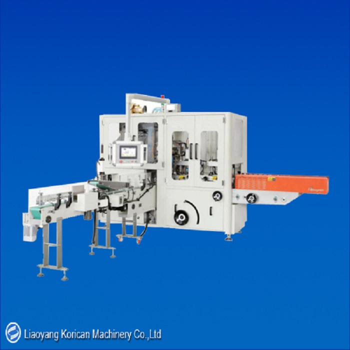 KPR-90 Automatic Soft Drawn Facial Tissue Packing Machine