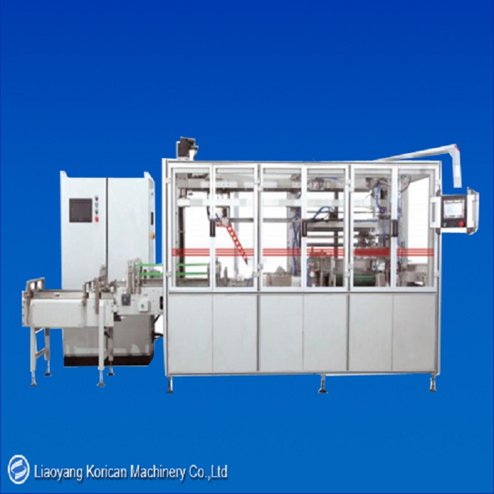 KPZ Series Auatomatic Soft Tissue Paper Medium-bag Packing Machine