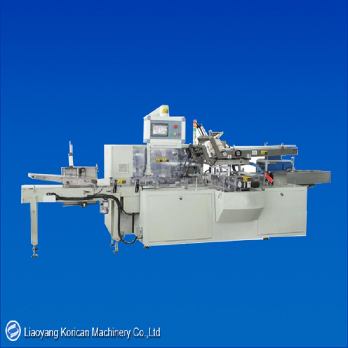 KPH-100B-H Automatic Facial Tissue Boxing and Sealing Machine (Square Box)