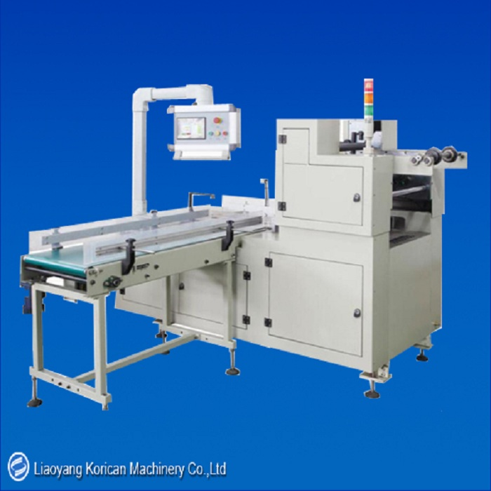 KPT Series (Soft Drawn/Roll Paper) Automatic Handle Fixing Machine