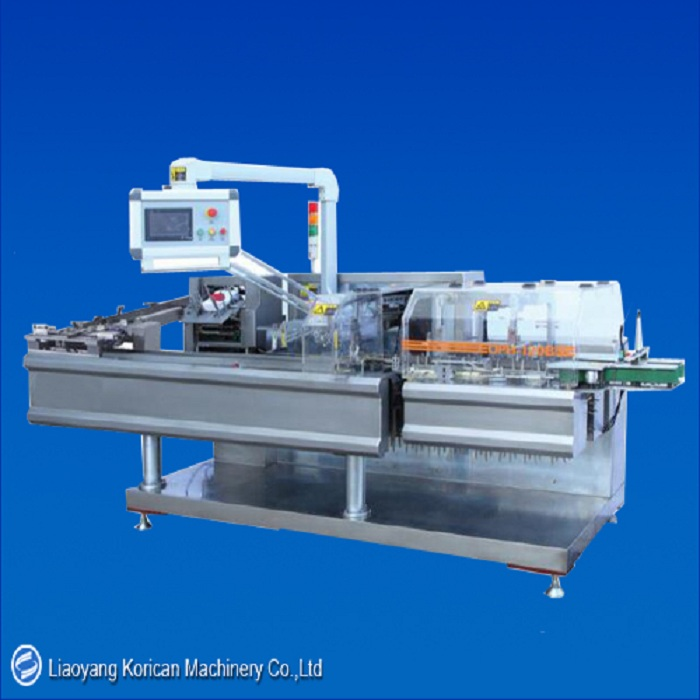 KPH-120B-W Automatic Panty Liner Boxing and Sealing Machine
