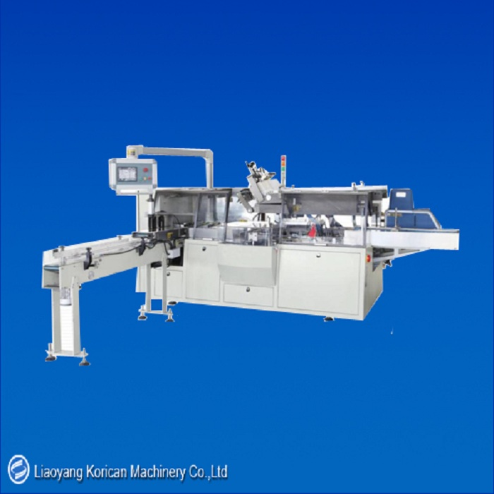 KPH Series Automatic Box Facial Tissue Packing Machine