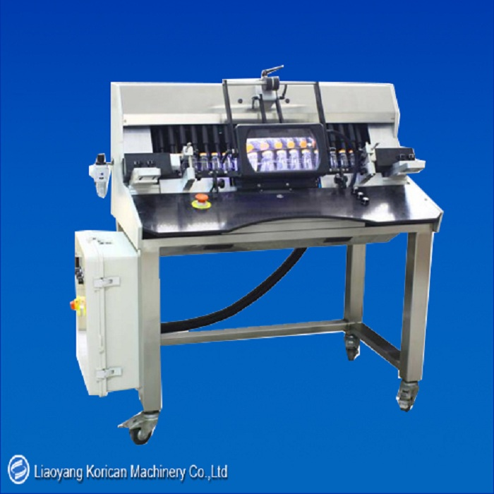 YJ-350 Semi-automatic Vial Inspection Machine