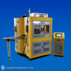 KNC-3 Automatic Screen Printing and Hot Stamping Machine