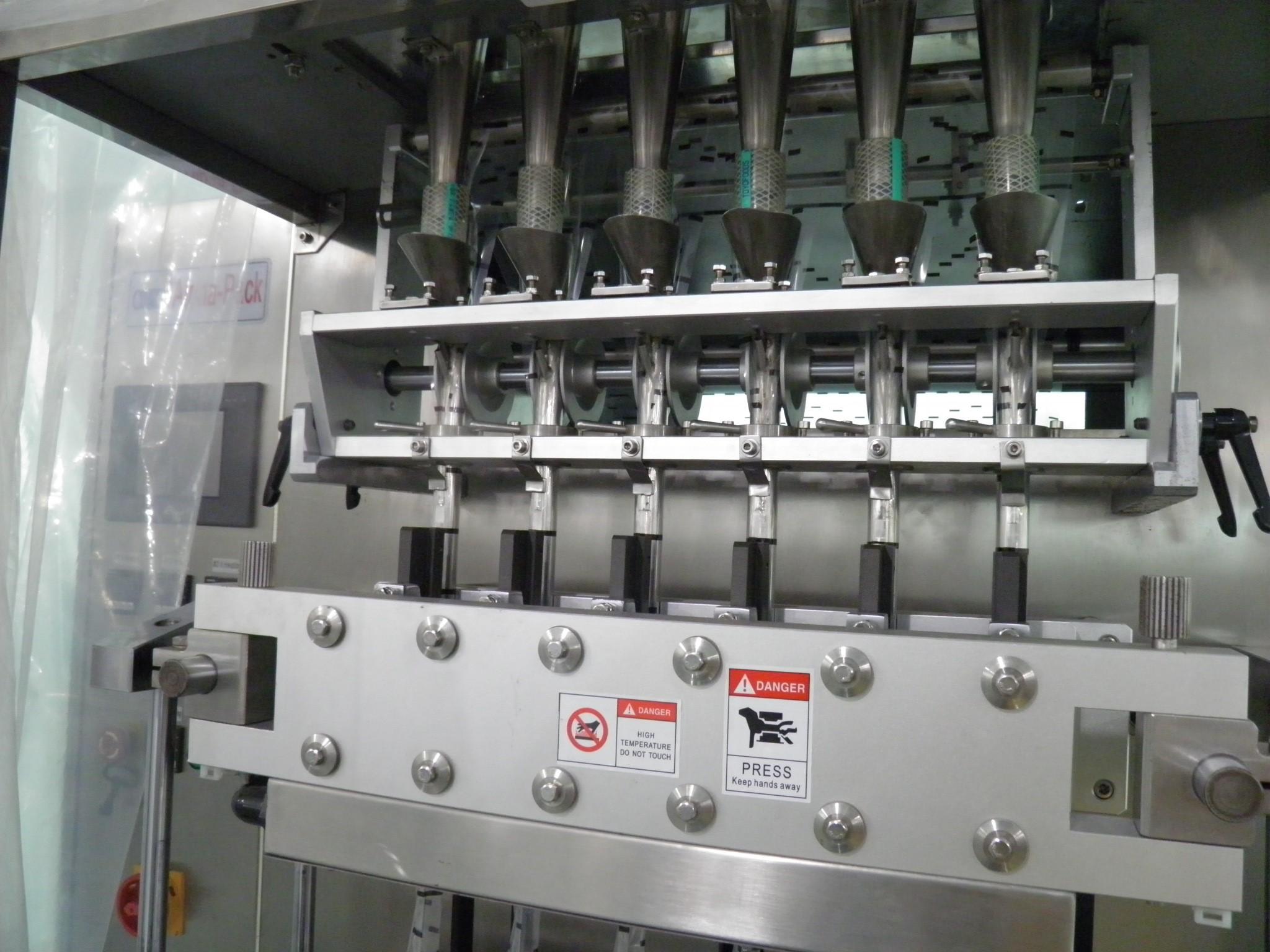 BVS-800F Multi-lane Sachet Packing Machine