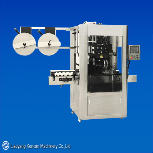 Shrink Sleeve labeling Machine (Double Driver)