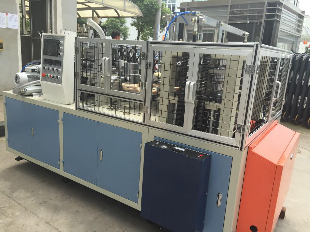 RD-LB120-3600B Automatic Paper Bowl Forming Machine