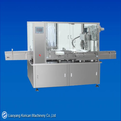 (KGT-2) Liquid Filling and Capping Machine