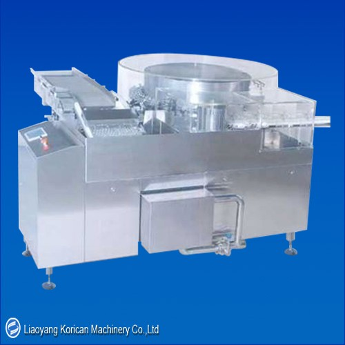 QCL36 Cartridge washing silicon oil spraying machine