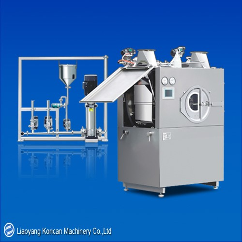 BGB-D Series High-Efficiency Coating Machine